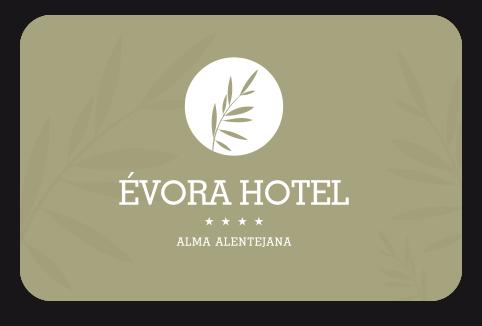 Évora Hotel's Card