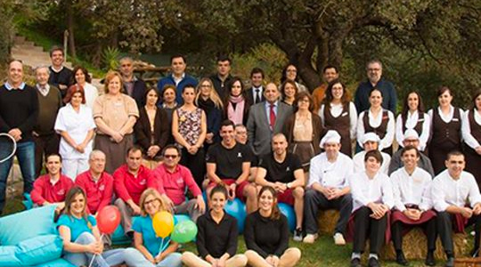 More than 20 years of service at Évora Hotel
