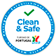 Clean & Safe - Establishment Complying with Health & Measures - Turismo de Portugal