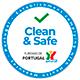 Clean & Safe - Establishment Complying with Health & Measures - Turismo de Portugal
